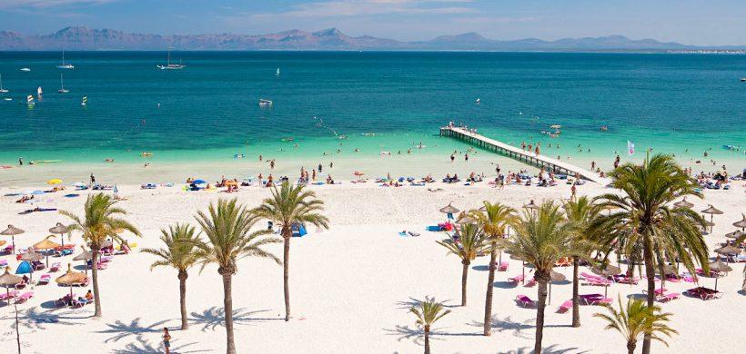 Vacanta in Mallorca, 354 euro! (zbor cu Lufthansa si cazare 7 nopti)