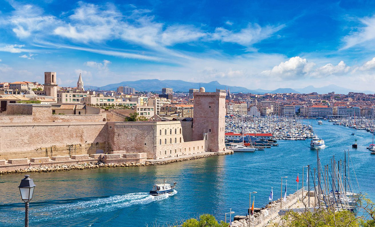 Weekend prelungit in Marsilia, 122 euro! (zbor si cazare 3 nopti)