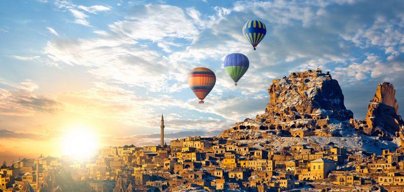 Vacanta in Cappadocia, 204 euro! (zbor, cazare 5 nopti, mic dejun)