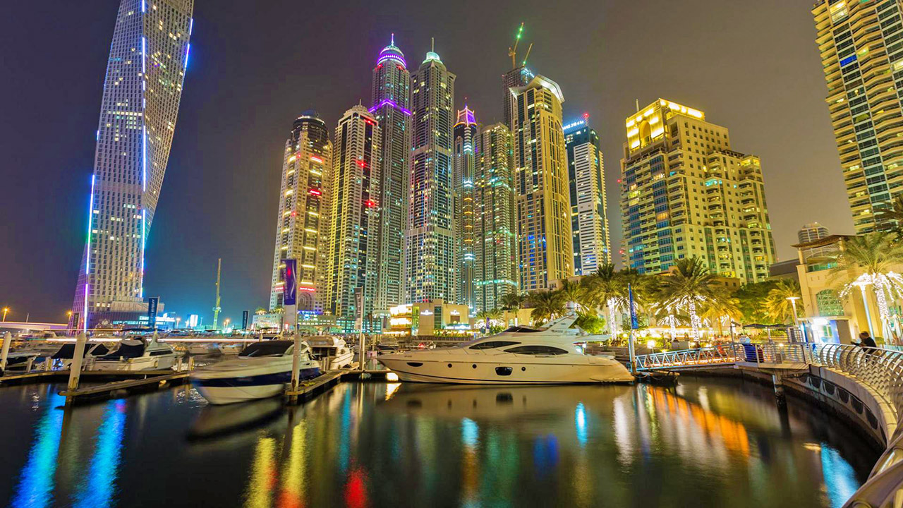 Vacanta in Dubai, 287 euro! (zbor si cazare 7 nopti)