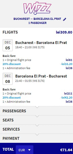 City break Barcelona, 129 euro! (zbor si cazare 3 nopti)