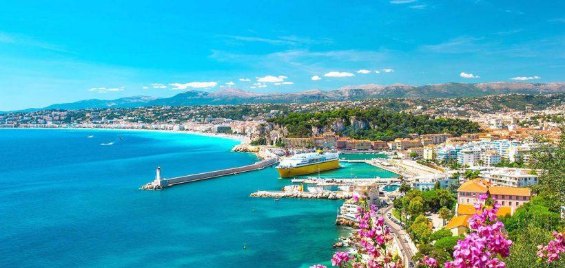 Coasta de Azur in IULIE, 276 euro! (zbor si cazare 5 nopti)