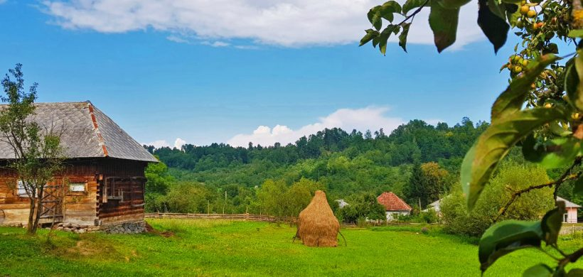 Breb, unul dintre cele mai frumoase sate din România
