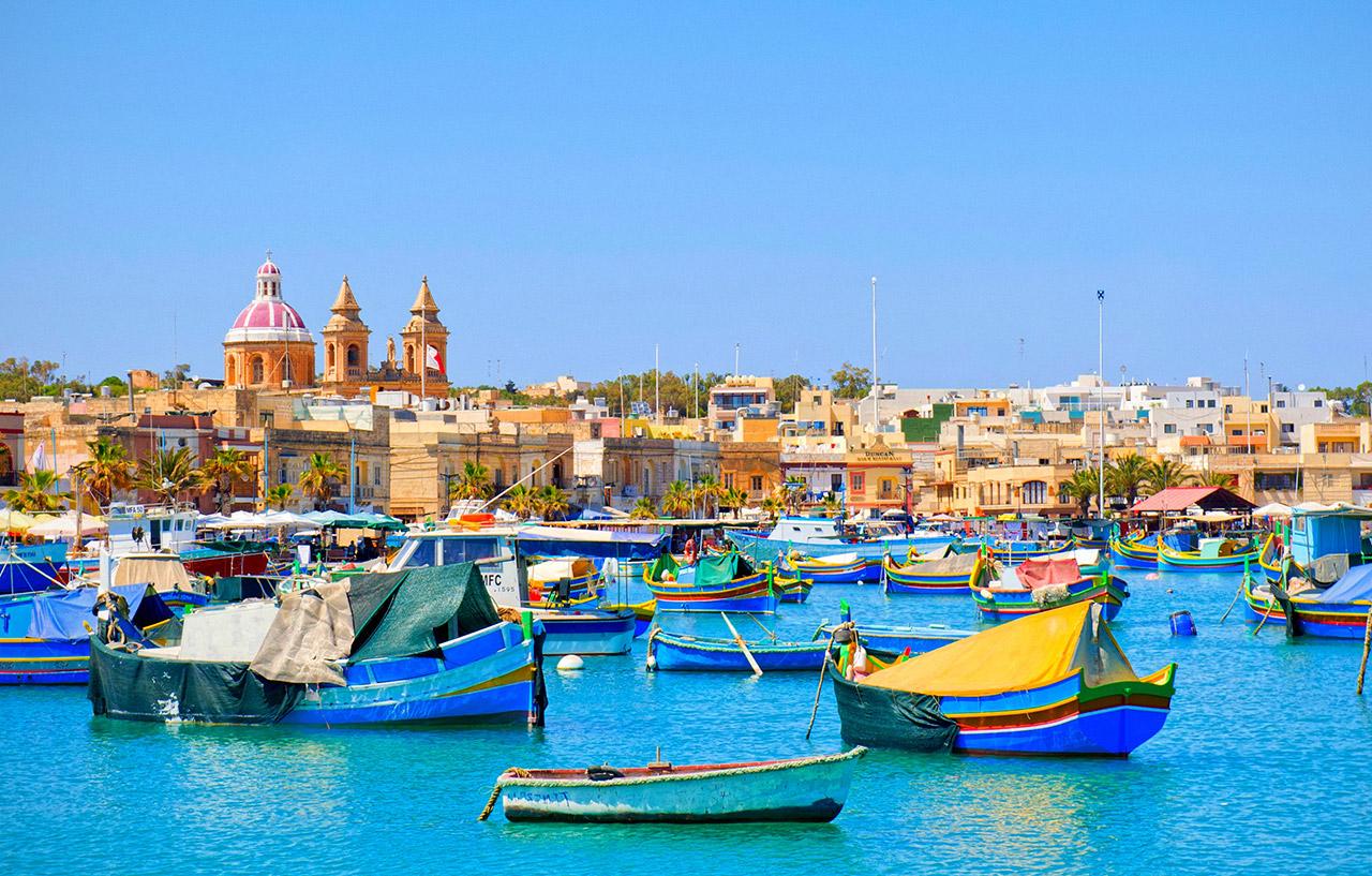 O saptamana in Malta, 116 euro (zbor si cazare)