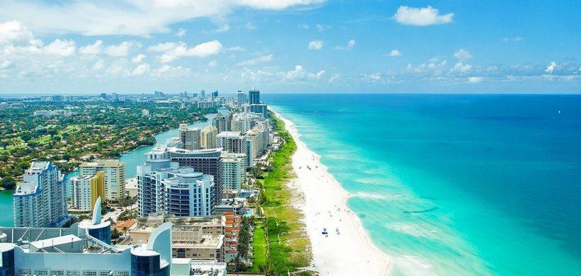 Zboruri ieftine catre Miami, de la 404 euro dus-intors!