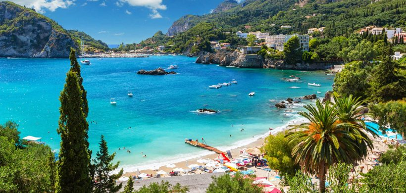 Vacanta in Corfu, 206 euro! (zbor si cazare 7 nopti)