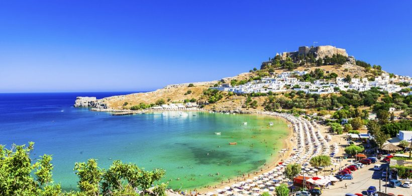 2021: Vacanta de vara in Rodos, 192 euro! (zbor si cazare 7 nopti)