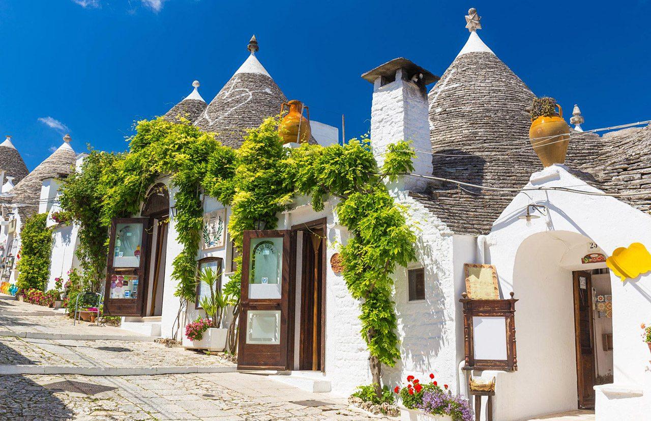 Weekend prelungit in Alberobello, 109 euro! (zbor si cazare 3 nopti)