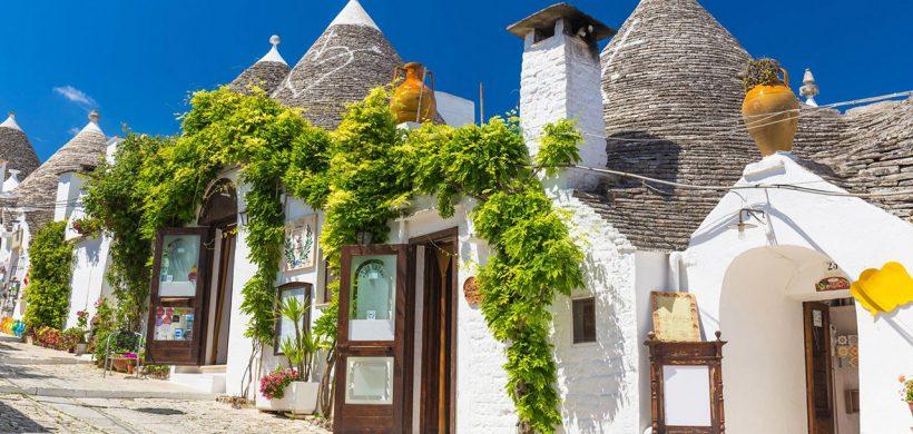 Vacanta in Puglia, 155 euro! (zbor si cazare 5 nopti)