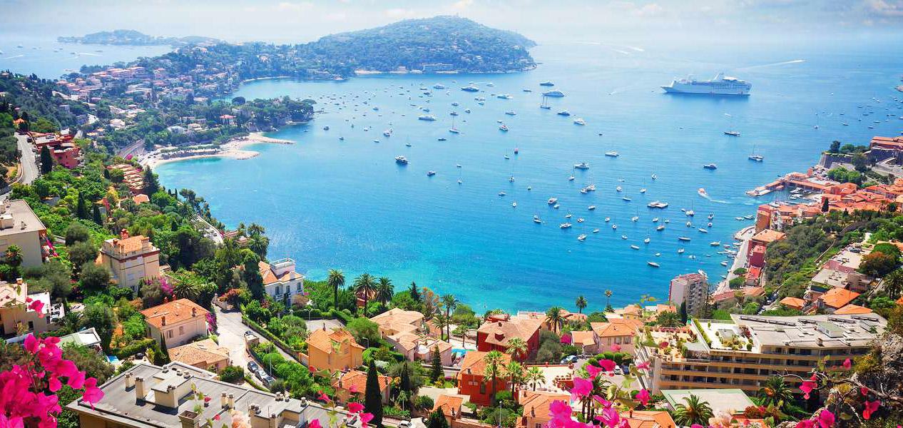 Vacanta de o saptamana pe Coasta de Azur, 190 euro! (zbor si cazare)