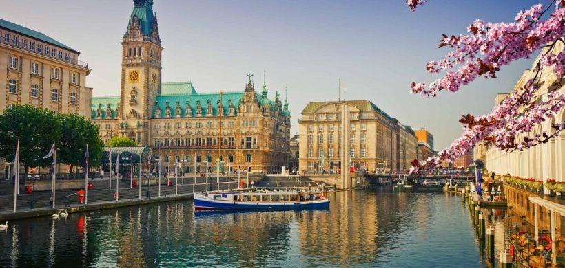 Zboruri ieftine catre Hamburg, de la 60 euro dus-intors!