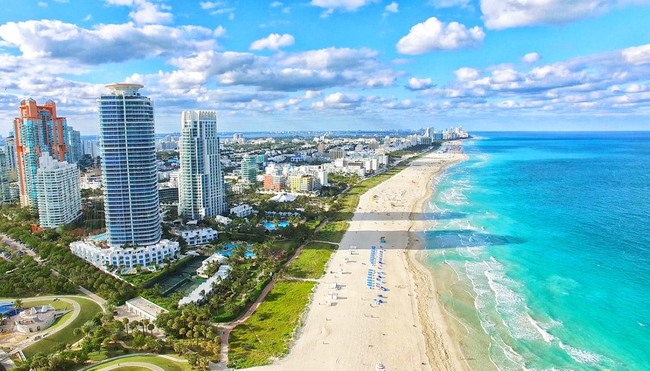 Revelion in America de Nord! Zboruri de la 414 euro catre Miami, Los Angeles, Charleston si Pittsburg