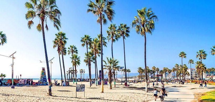 Zboruri ieftine catre Los Angeles, de la 414 euro dus-intors!