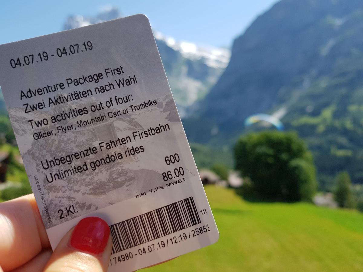 Buget de vacanță DIY – patru zile cu trenul prin Alpii