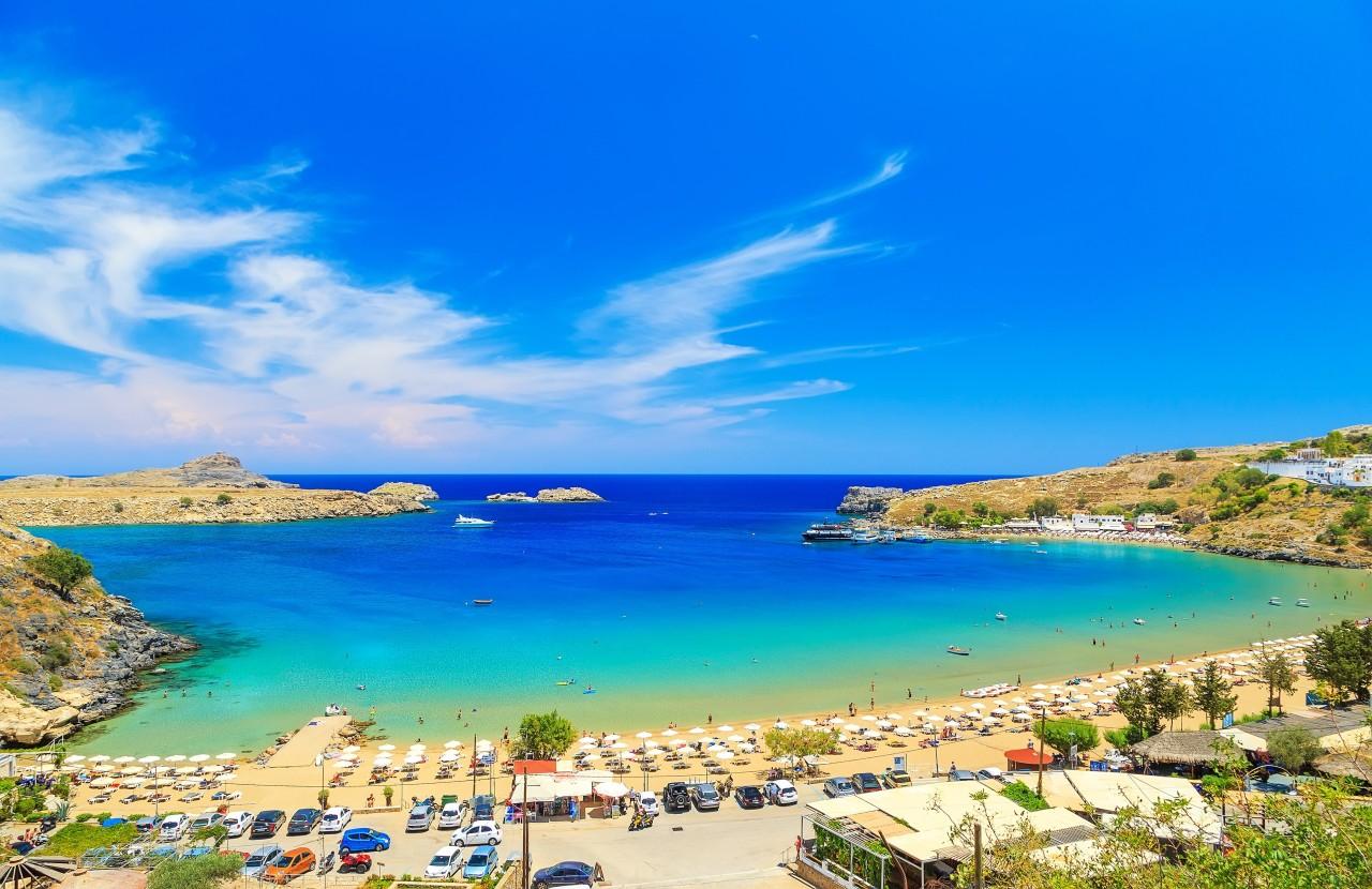Vacanta in Rodos, 182 euro! (zbor cu Aegean si cazare 6 nopti)
