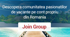 Intra in grupul pasionatilor de vacante pe cont propriu din Romania!