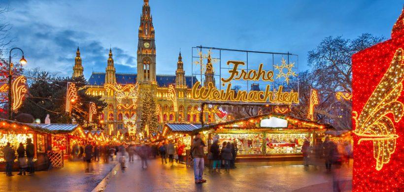 Piata de Craciun din Viena, 113 euro! (zbor si cazare 3 nopti)