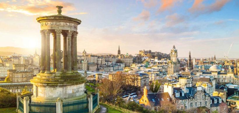 3 zile in Edinburgh, 53 euro! (zbor si cazare)