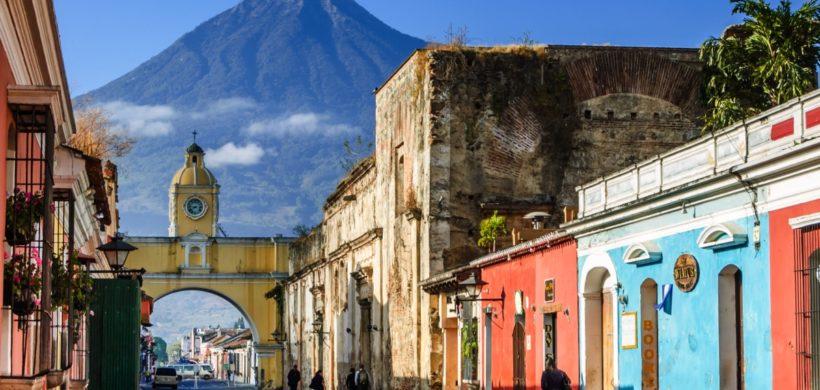 Zboruri din Madrid catre Guatemala si Belize, de la 370 euro dus-intors!