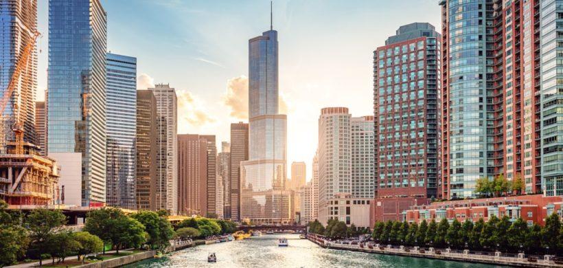 Zboruri ieftine catre Chicago, de la 386 euro dus-intors!