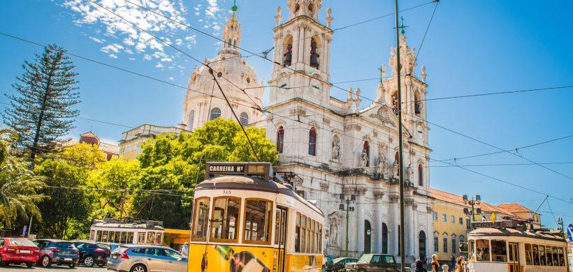 Weekend prelungit in Lisabona, 108 euro! ⚡ (zbor si cazare 3 nopti)