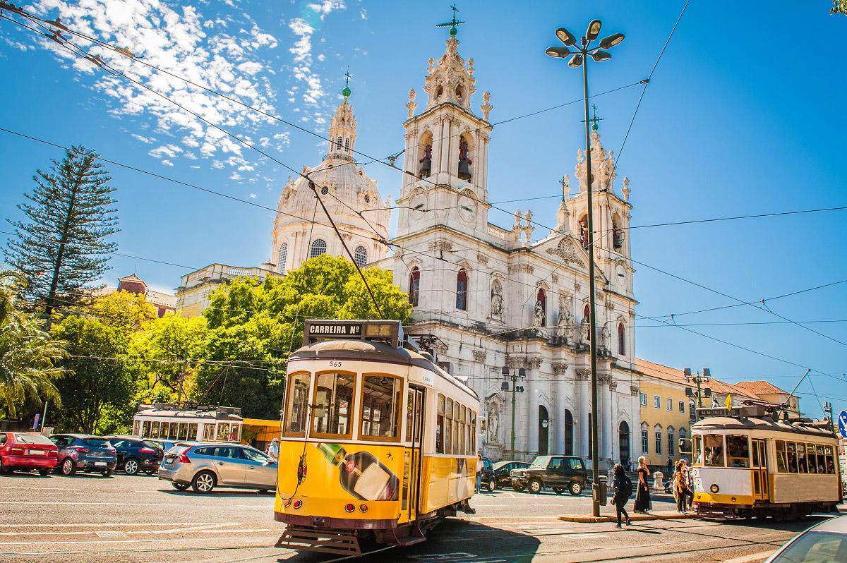Vacanta Lisabona, 116 euro! (zbor si cazare 4 nopti)