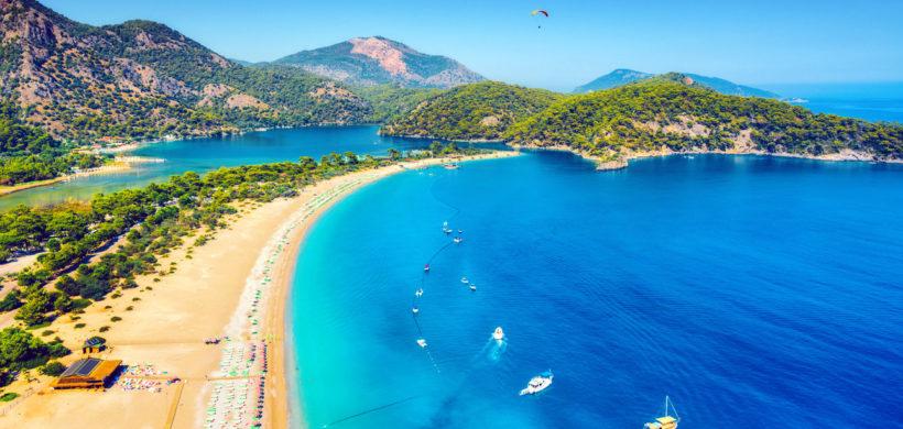 Vacanta in Oludeniz, 232 euro! (zbor cu Turkish Airlines si cazare 6 nopti)