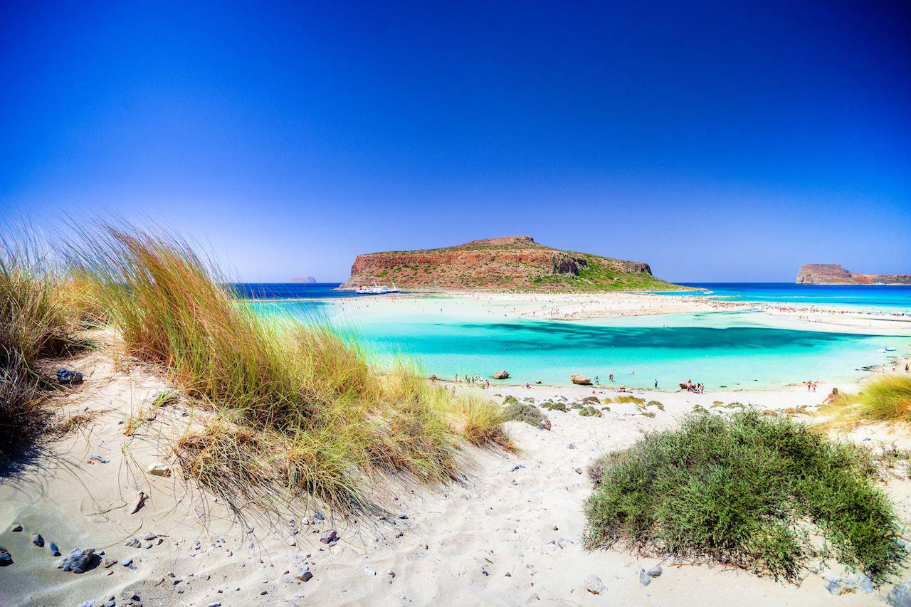 Grecia se deschide turistilor romani! Zboruri catre Creta de la 69 euro dus-intors