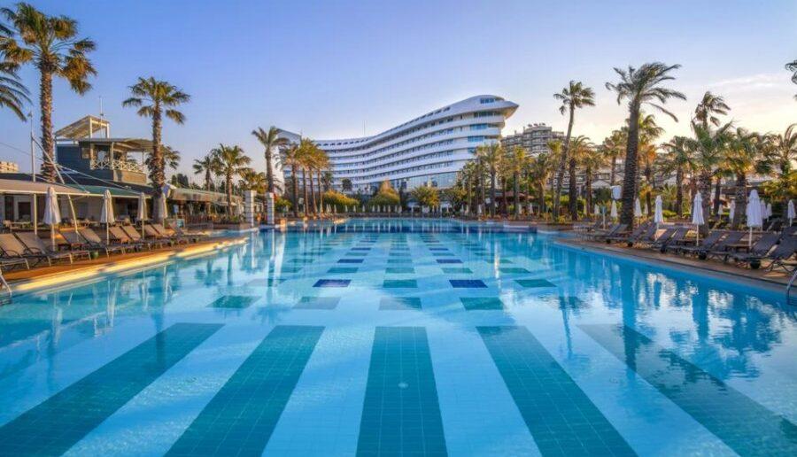 Antalya: TOP 10 cele mai ieftine resort-uri de 4 si 5 stele, de la 23 euro/persoana!