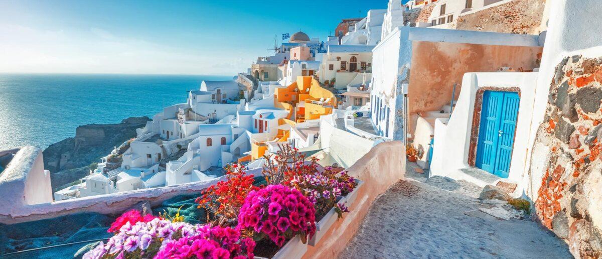 Vacanta de o saptamana in Santorini, 163 euro! (zbor si cazare)