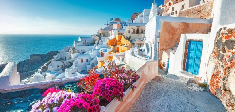 Weekend prelungit in Santorini, 72 euro! (zbor si cazare 3 nopti)