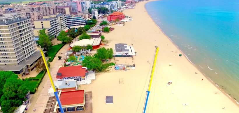 Sunny Beach in AUGUST: TOP 10 cele mai ieftine hoteluri de 4 stele, de la 20 euro/persoana pe noapte!