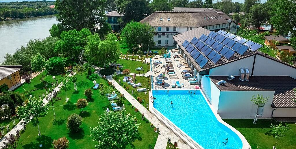 Lebada Luxury Resort & Spa- singurul hotel de 5* din Delta Dunarii