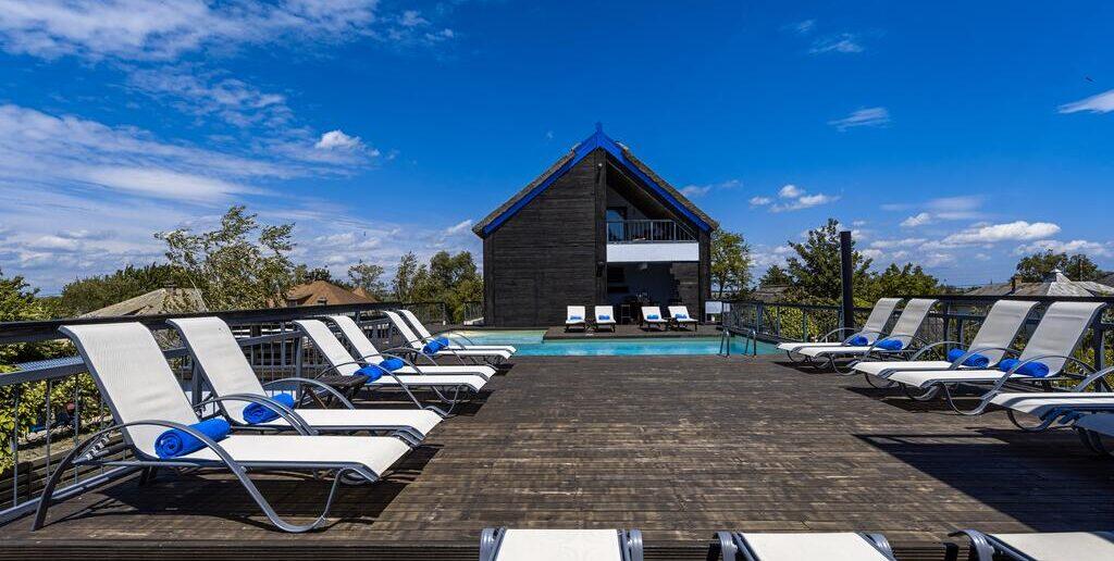 Delta Boutique & Carmen Silva Resort- cazare de 5 margarete in Delta Dunarii